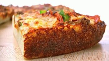 Papa John's Pan Pizza TV Spot, 'Perfect Bite' - Thumbnail 5