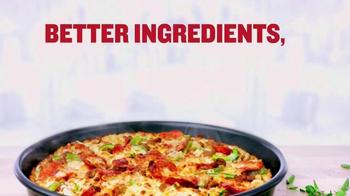 Papa John's Pan Pizza TV Spot, 'Perfect Bite' - Thumbnail 7