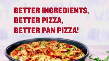 Papa John's Pan Pizza TV Spot, 'Perfect Bite' - Thumbnail 8