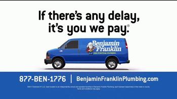 Benjamin Franklin Plumbing TV Spot, 'On-Time Guarantee' Featuring Mike Rowe - Thumbnail 10
