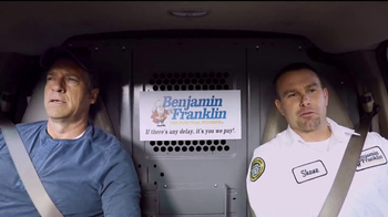 Benjamin Franklin Plumbing TV Spot, 'On-Time Guarantee' Featuring Mike Rowe - Thumbnail 3
