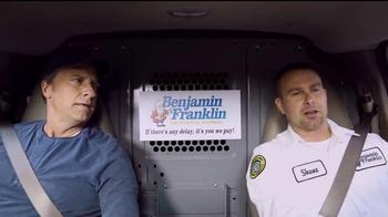 Benjamin Franklin Plumbing TV Spot, 'On-Time Guarantee' Featuring Mike Rowe - Thumbnail 4