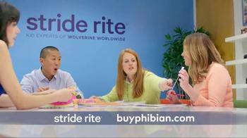 Stride Rite Phibian TV Spot, 'Sneaker Sandal' - Thumbnail 4