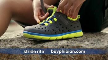 Stride Rite Phibian TV Spot, 'Sneaker Sandal' - Thumbnail 8