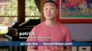 Stride Rite Phibian TV Spot, 'Sneaker Sandal' - Thumbnail 9