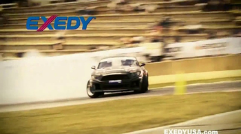 EXEDY Clutch TV Spot, 'Racetrack' - Thumbnail 1
