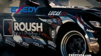 EXEDY Clutch TV Spot, 'Racetrack' - Thumbnail 3