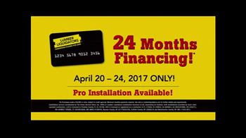 Lumber Liquidators April Sale TV Spot, 'Small Lots' - Thumbnail 5