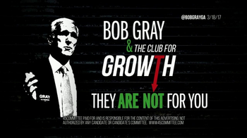 45Committee TV Spot, 'Club for Gray' - Thumbnail 7