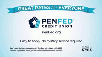 PenFed Power Cash Rewards TV Spot, 'Cash Back on Everything' - Thumbnail 7