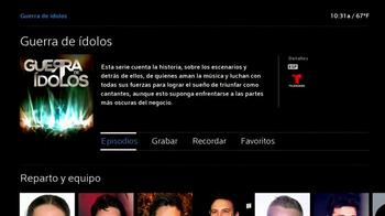 XFINITY On Demand TV Spot, 'Telemundo: Guerra de Ídolos' [Spanish] - Thumbnail 2