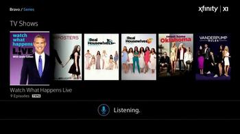 Xfinity X1 TV Spot, 'Bravo Shows' - Thumbnail 5