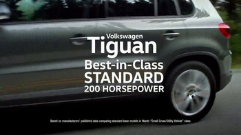 2017 Volkswagen Tiguan TV Spot, 'That Feeling: Horses' Song by Grouplove [T2] - Thumbnail 8