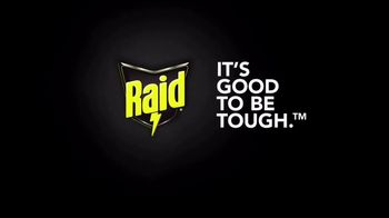 Raid TV Spot, 'It's Good to Be Tough: Roach Patrol' - Thumbnail 8