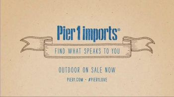 Pier 1 Imports TV Spot, 'Summer Style Is Here' - Thumbnail 7