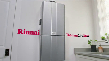 Rinnai Tankless Water Heater TV Spot, 'Oh the Cold' - Thumbnail 5
