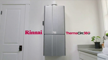 Rinnai Tankless Water Heater TV Spot, 'Oh the Cold' - Thumbnail 6