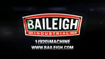 Baileigh Industrial TV Spot, 'Cutting On Beat' - Thumbnail 8