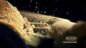 Baileigh Industrial TV Spot, 'Cutting On Beat' - Thumbnail 1