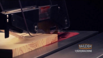 Baileigh Industrial TV Spot, 'Cutting On Beat' - Thumbnail 7