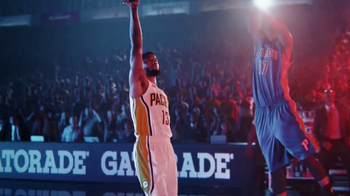 Gatorade Flow TV Spot, 'Paul George's Smooth Finish' - Thumbnail 3