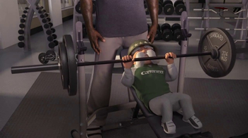 The General TV Spot, 'Weightlifting' Featuring Shaquille O'Neal - Thumbnail 2