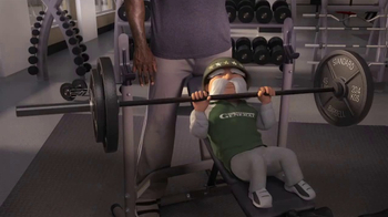The General TV Spot, 'Weightlifting' Featuring Shaquille O'Neal - Thumbnail 3