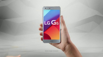 LG G6 TV Spot, 'Dynamic: Verizon Trade-In Credit' Song by Etta James - Thumbnail 1
