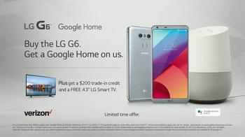 LG G6 TV Spot, 'Dynamic: Verizon Trade-In Credit' Song by Etta James - Thumbnail 10