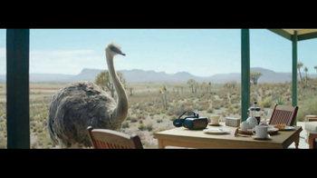 Samsung Gear VR TV Spot, 'Ostrich' Song by Elton John - 62 commercial airings