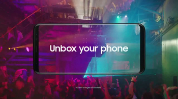 Samsung Galaxy S8 TV Spot, 'Unbox Your Phone' - Thumbnail 9