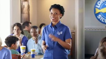 Long John Silver's $5 Reel Deal Box TV Spot, 'New Chicken Tenders'
