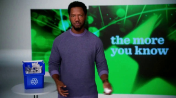 The More You Know TV Spot, 'Recycled Goods' Featuring Tory Kittles - Thumbnail 1