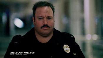 Crackle.com TV Spot, 'Paul Blart: Mall Cop' - Thumbnail 1
