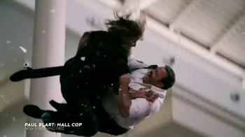 Crackle.com TV Spot, 'Paul Blart: Mall Cop' - Thumbnail 2