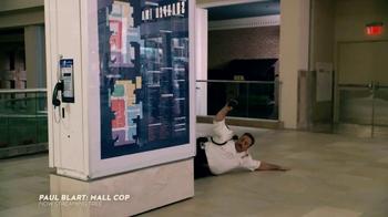 Crackle.com TV Spot, 'Paul Blart: Mall Cop'
