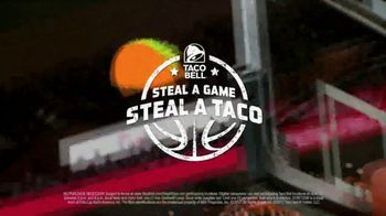 Taco Bell Steal a Game, Steal a Taco TV Spot, 'It's Crunch Time' - Thumbnail 4