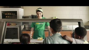 Subway Fresh Fit for Kids Meal TV Spot, 'Cars 3' - Thumbnail 6