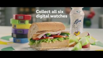 Subway Fresh Fit for Kids Meal TV Spot, 'Cars 3' - Thumbnail 7