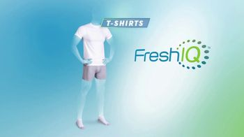 Hanes With Fresh IQ TV Spot, 'End the Smellfie: Free Tee' - Thumbnail 7