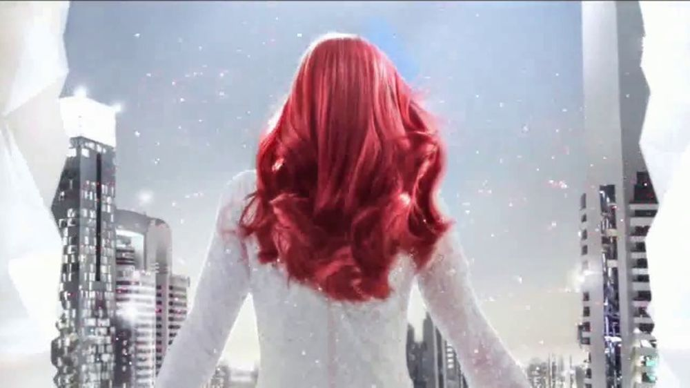 Schwarzkopf Color Ultime Tv Commercial Shines Like A Diamond