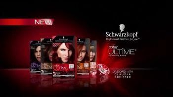 Schwarzkopf Color Ultime TV Spot, 'Shines Like a Diamond' - Thumbnail 9