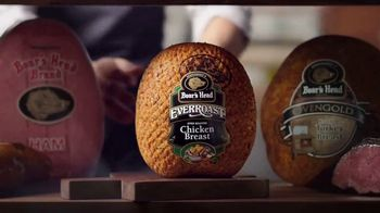 Boar's Head EverRoast Oven Roasted Chicken Breast TV Spot, 'Home Roasted' - Thumbnail 1