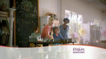 ELIQUIS TV Spot, 'A Lot on My Mind' - Thumbnail 8