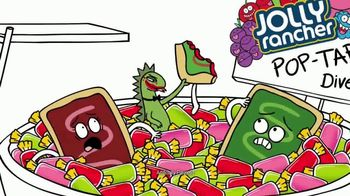Pop-Tarts Jolly Rancher TV Spot, 'Dive In!'