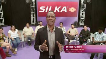 Silka TV Spot, 'Challenge: Day Five' Featuring Willie Gault