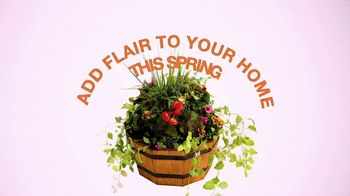 The Home Depot TV Spot, 'TV One: Add Flair This Spring' - Thumbnail 2