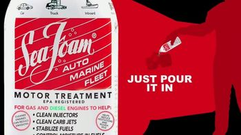 Sea Foam Motor Treatment TV Spot, 'Can for Every Engine' - Thumbnail 3