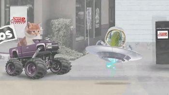 Popeyes Sweet & Crunchy Tenders TV Spot, 'TBS: Drive-Thru' - Thumbnail 3