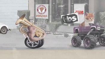 Popeyes Sweet & Crunchy Tenders TV Spot, 'TBS: Drive-Thru' - Thumbnail 5